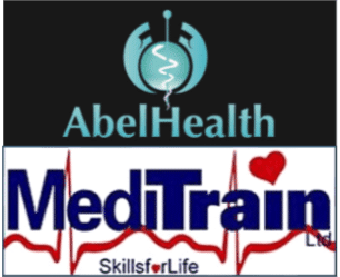 AbelHealth Ltd and MediTrain Nelson Logo