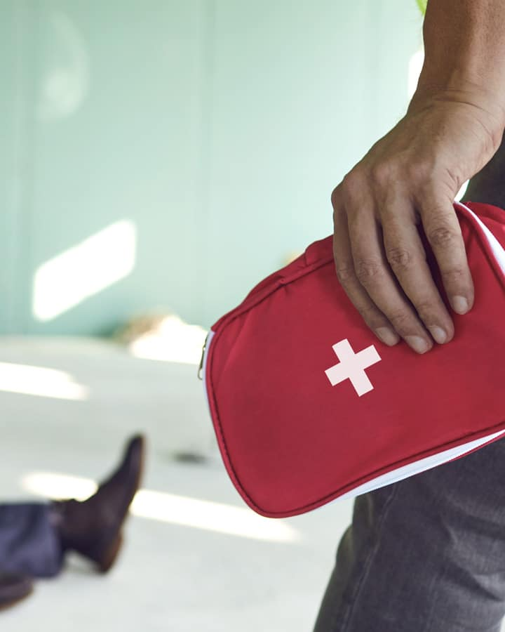 Workplace First Aid Legal Requirements